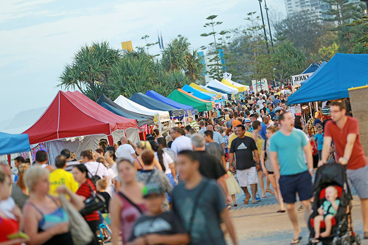 Gold Coast Named Top 10 Australian Destinations