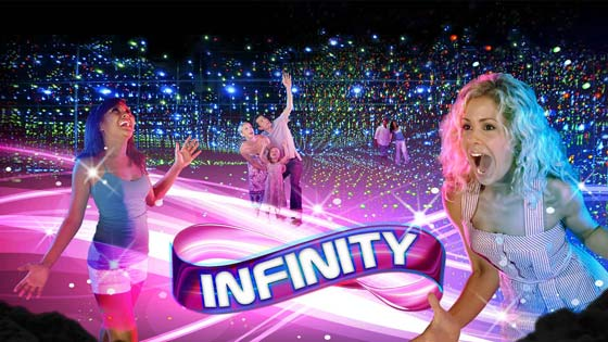 Mind-Blowing Family Fun at INFINITY