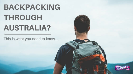 Backpacking Australia Infinity GC