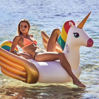 Giant Inflatable Luxe UNICORN1