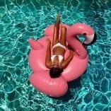 Giant Inflatable PINK FLAMINGO4