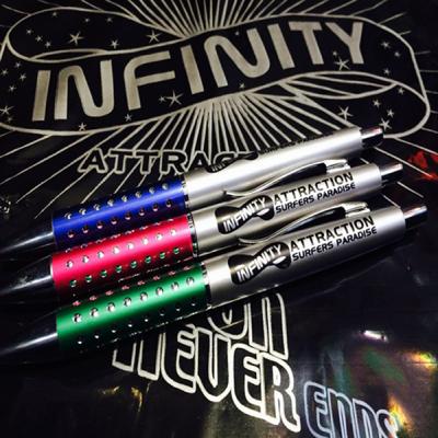 Infinity Logo Pen