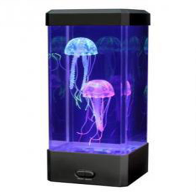 Jelly Fish Lamp1