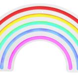rainbow neon lamp