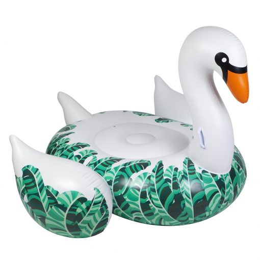 ride-on-float-swan-banana-palm