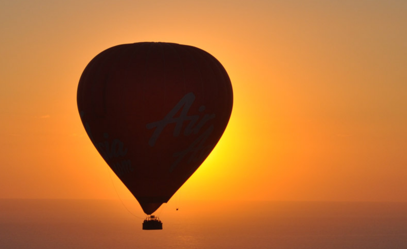 Activities at Hot Air Balloon Down Under Surfers Paradise