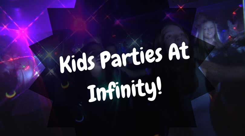3 Reasons Why Kids Parties Are The Best At Infinity